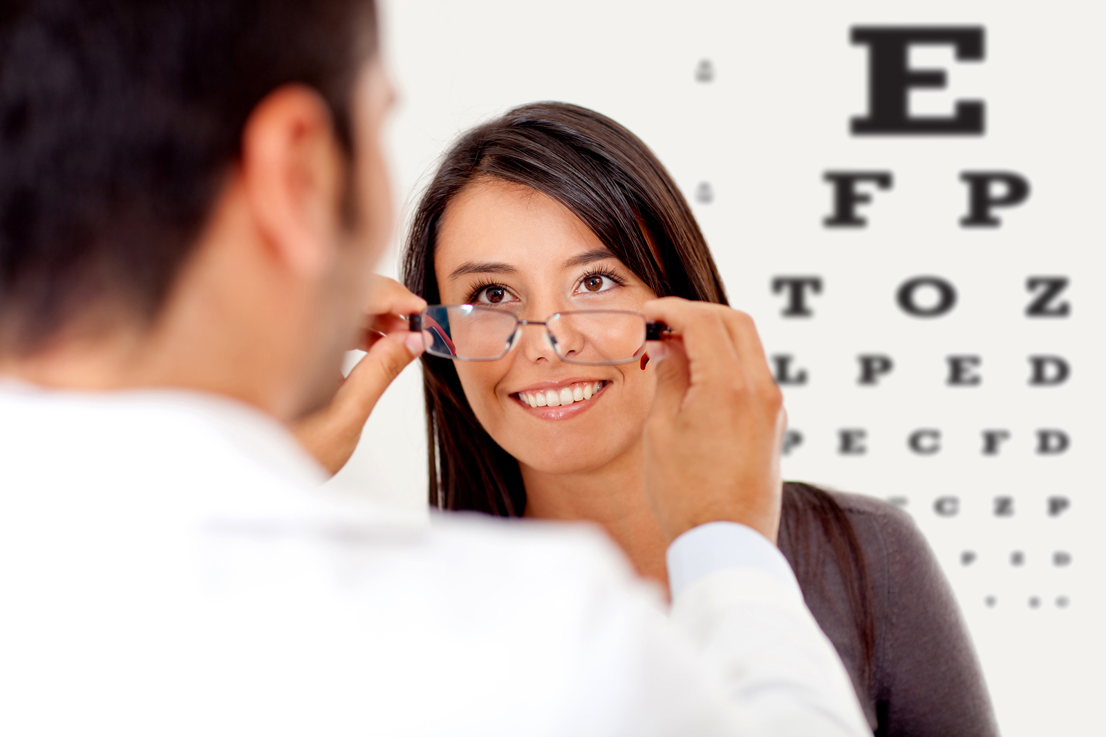 Plano Optometry Office