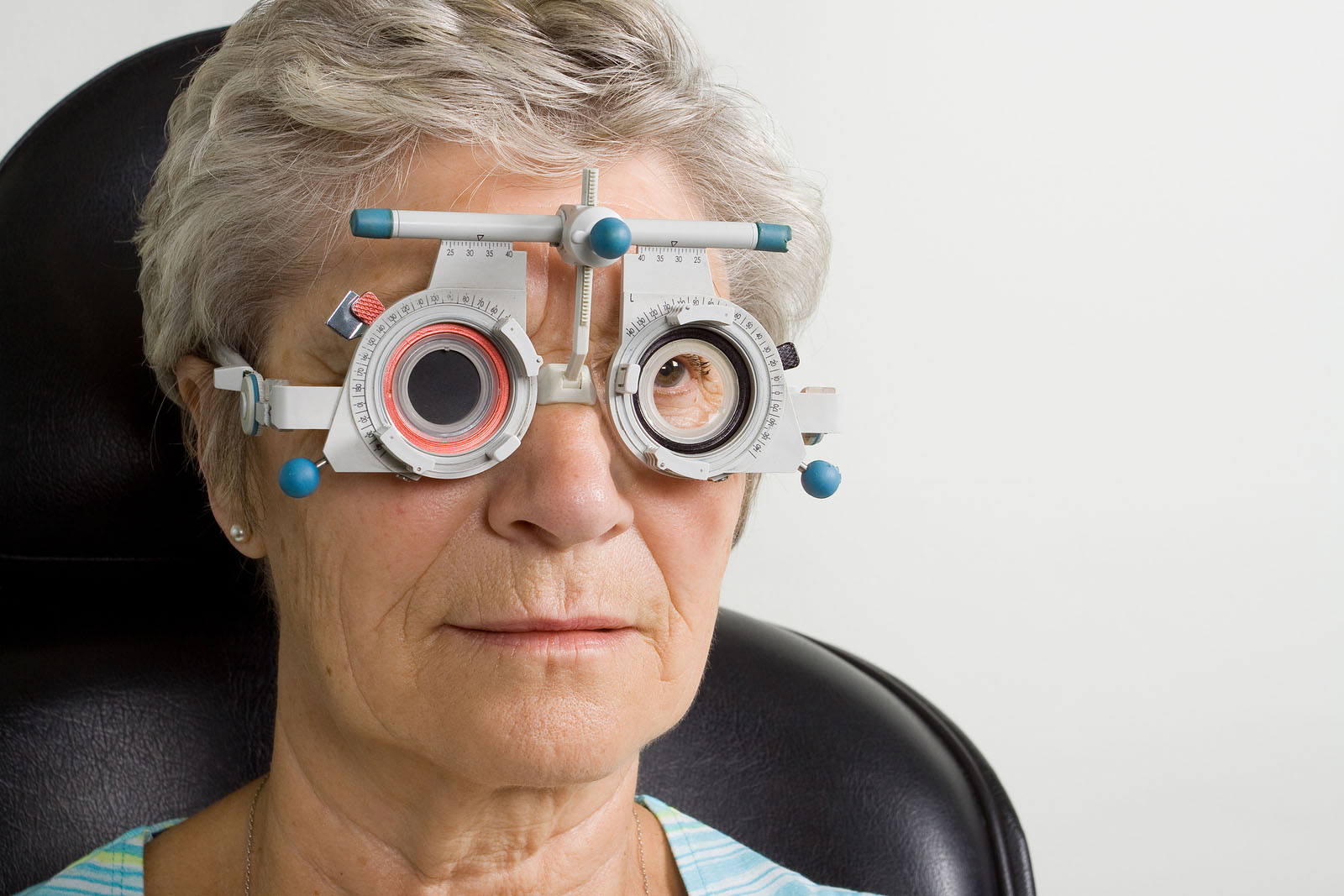 senior eye care