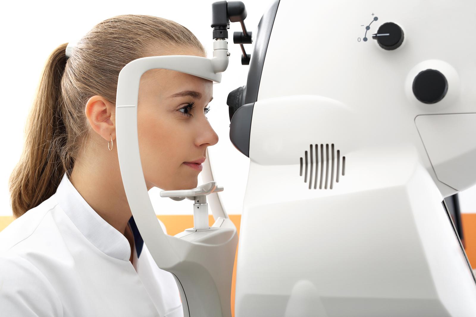Plano eye doctor